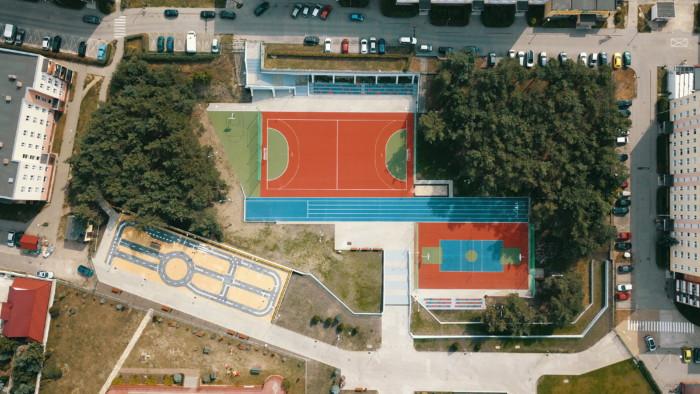 Kompleks sportowy we Włocławku