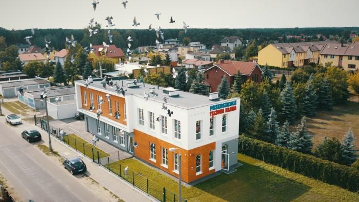 Przedszkole we Włocławku - Projekt wraz z nadzorem - Inwestor zastępczy