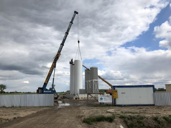 Nadzór nad budową stacji regazyfikacji LNG